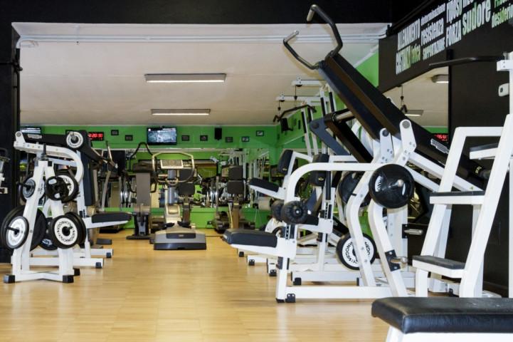 Palestra Gym Center Sondrio