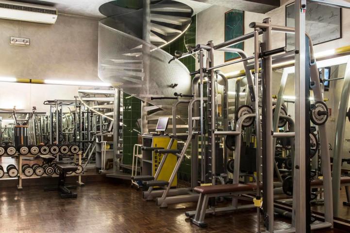 Palestra Gymnica iclub Torino