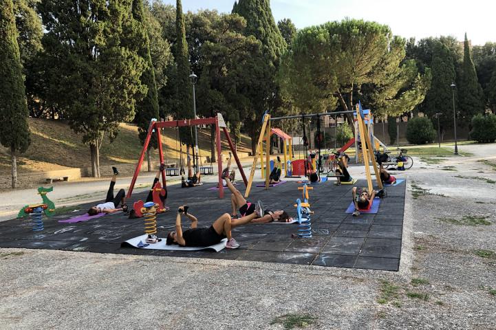 Palestra Betude Fitness Castel Sant'Angelo Roma