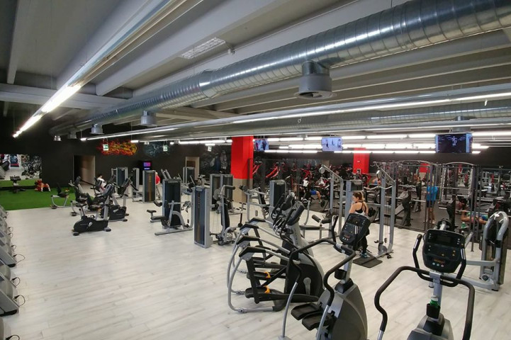 Palestra Revolution Fitness Brescia Brescia