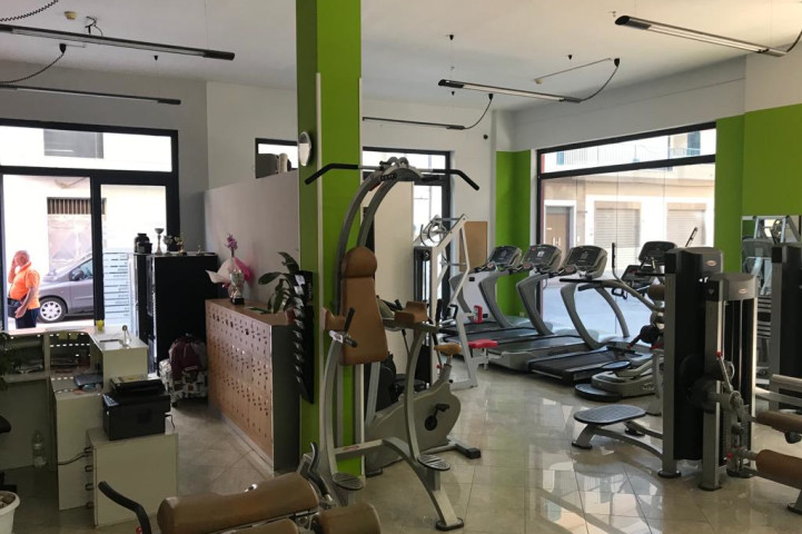 Palestra Action Gym Club Caltanissetta