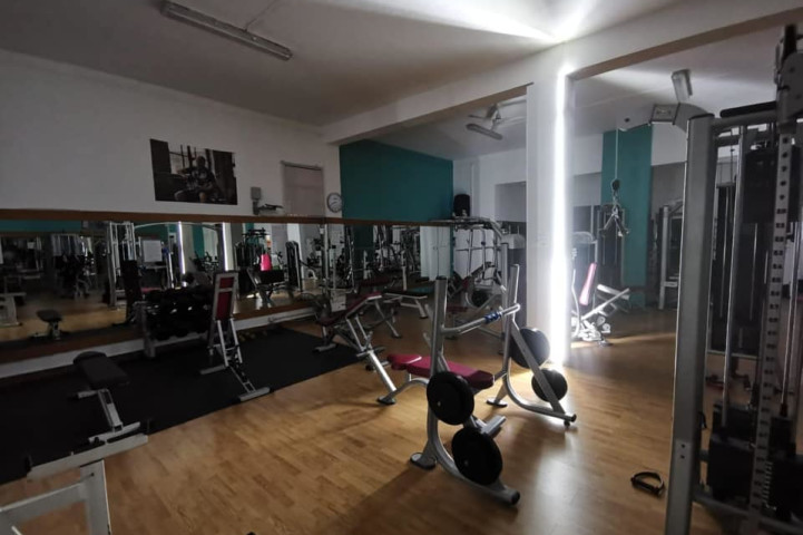 Palestra New Agorà Fitness Siracusa