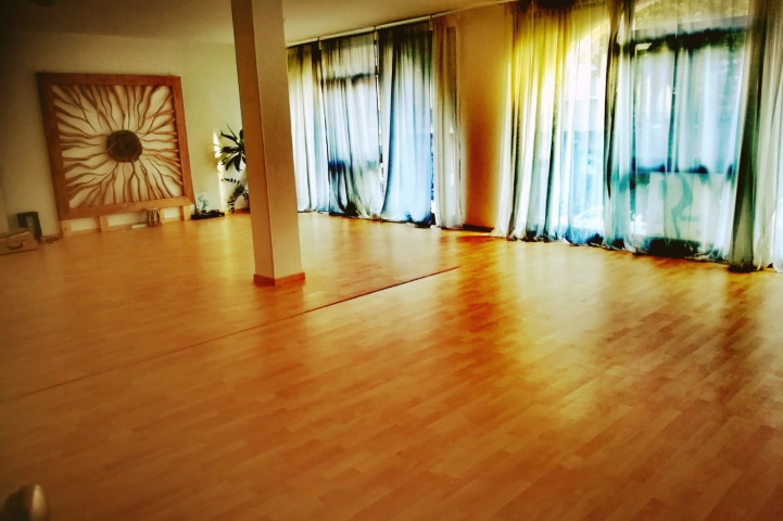 Palestra Centro Yoga Ram Dass Fiume Viterbo