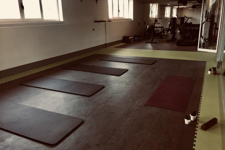 Palestra Refitme Yoga Roma