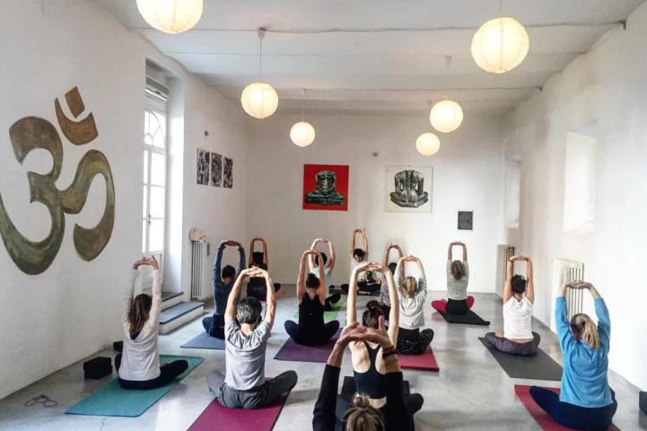 Palestra Italia Power Yoga - Santo Spirito Firenze
