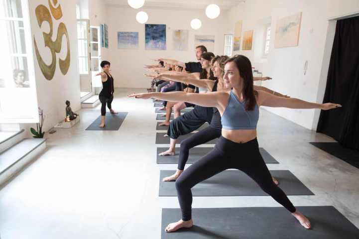 Palestra Italia Power Yoga - Beccaria Firenze