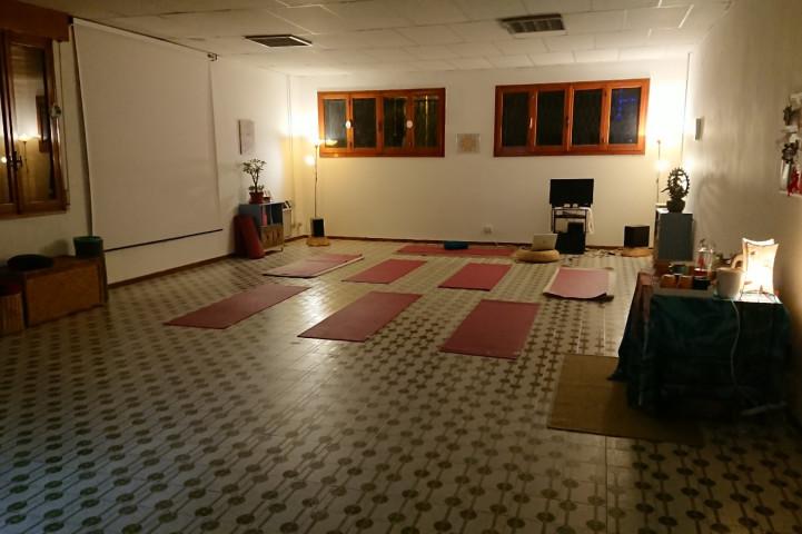 Palestra Tara Centro Yoga Modena