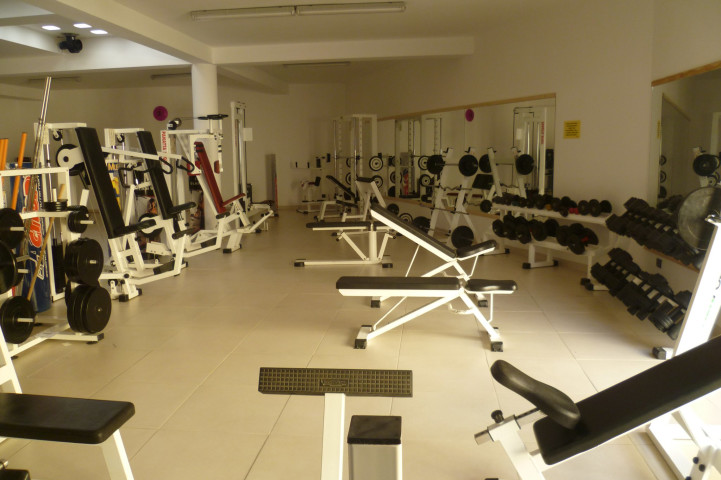 Palestra Jump Fitness Center Siracusa