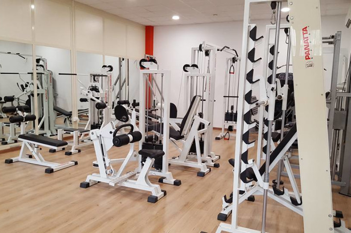 Palestra Budokan Fitness Cagliari