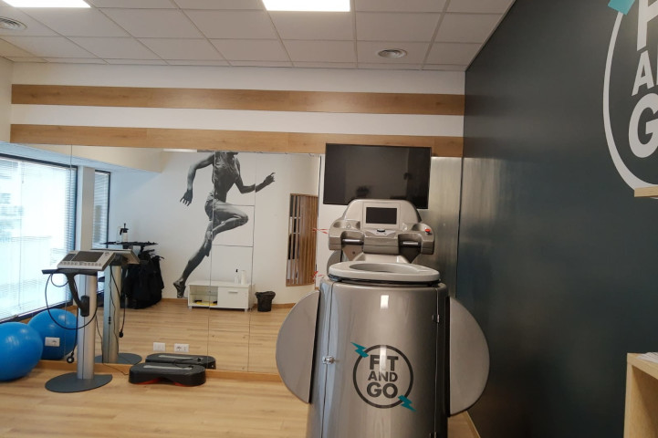Palestra Fit and Go Spinaceto Roma