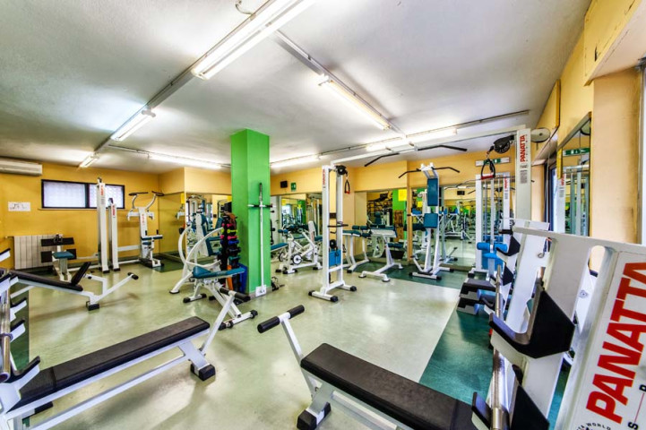 Palestra Kamaleonte Fitness Club Sassari
