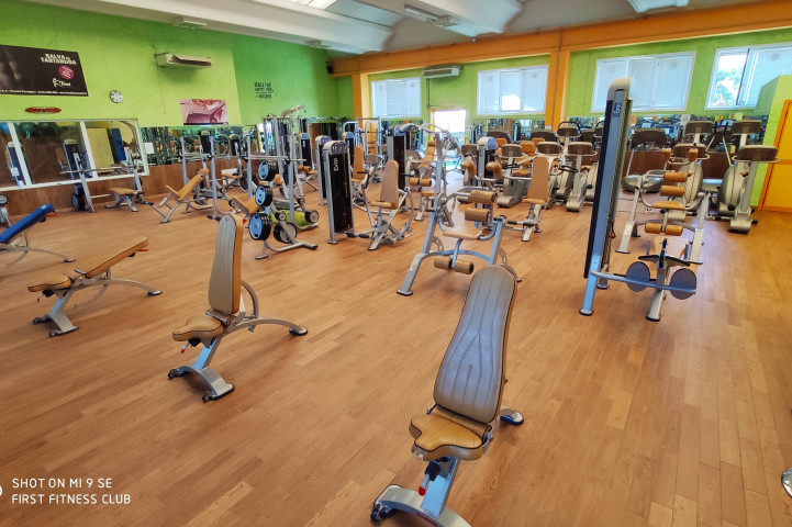 Palestra First Fitness Club Alessandria