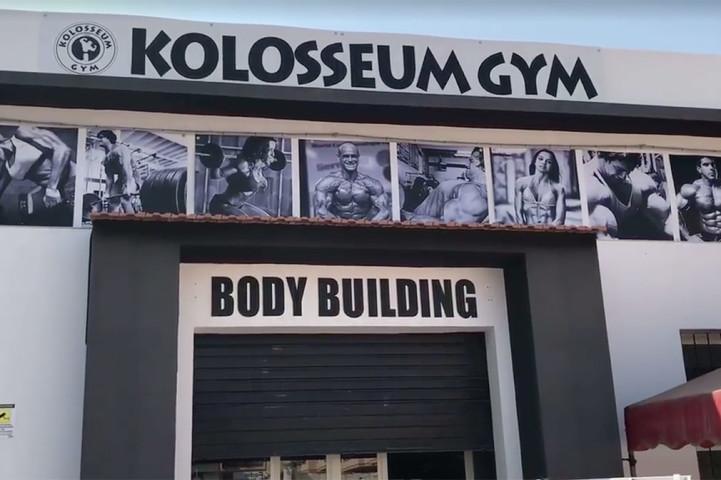 Palestra Kolosseum Gym Siracusa