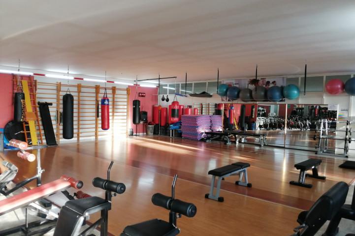 Palestra Centro Sportivo Sannio Benevento