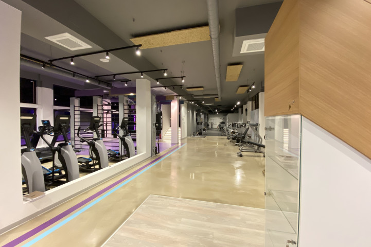 Palestra Anytime Fitness Francavilla Chieti