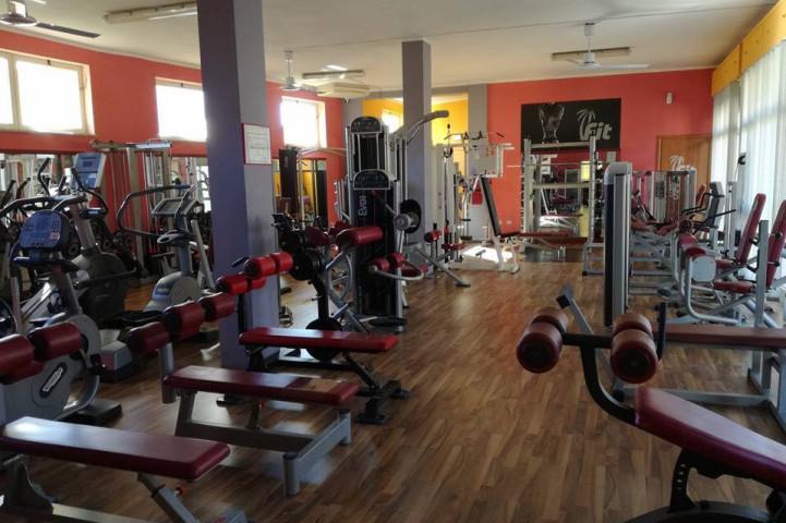 Palestra La Palma Fitness&Studios Cagliari