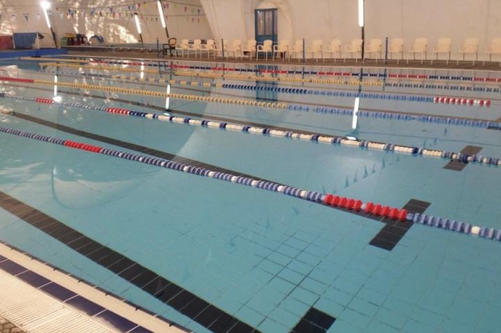 Palestra Arca Swimming Club Roma