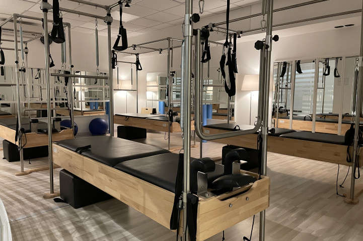 Palestra Total Studio Fitness Club Milano