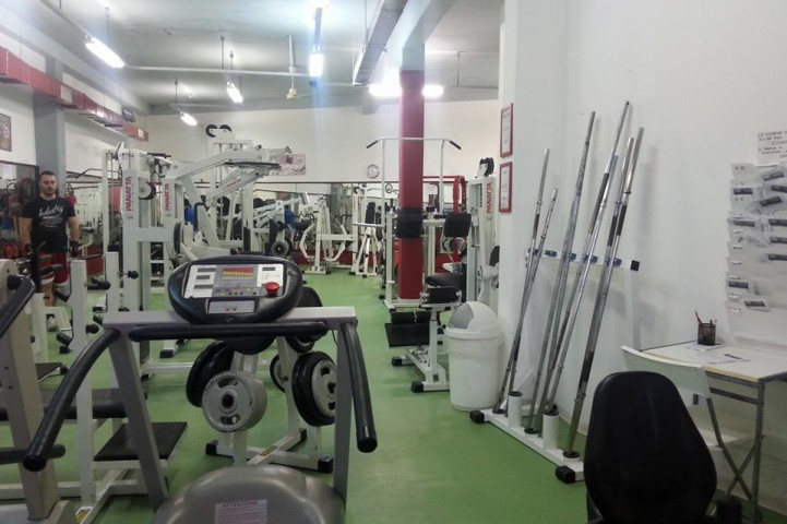 Palestra Master Gym Roma