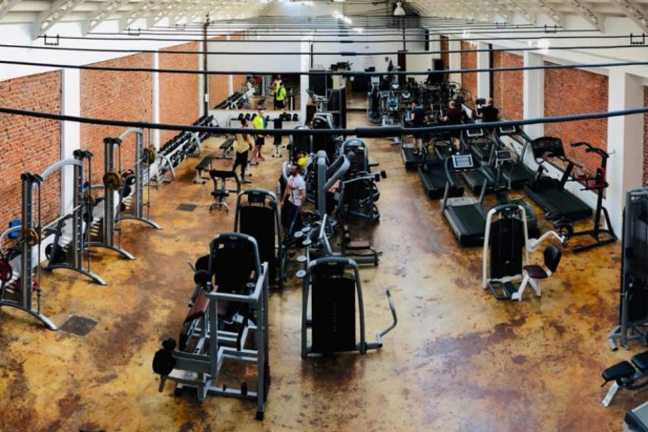 Palestra Goal Fitness Mecenate Milano