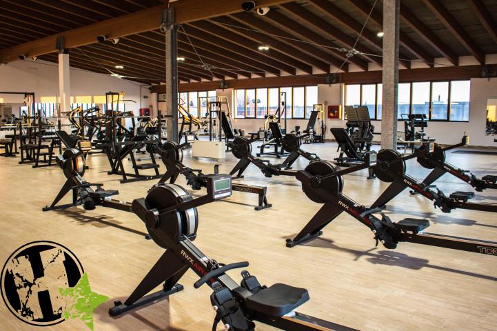 Palestra Hollywood Gym Club Isola della Scala Verona