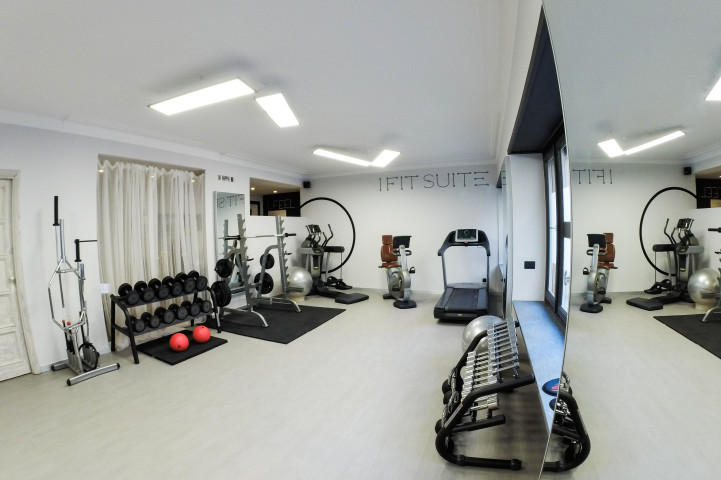 Palestra IFIT Suite - Personal Training Torino