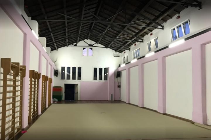 Palestra Barrio de la Salsa - Tuscolano Roma
