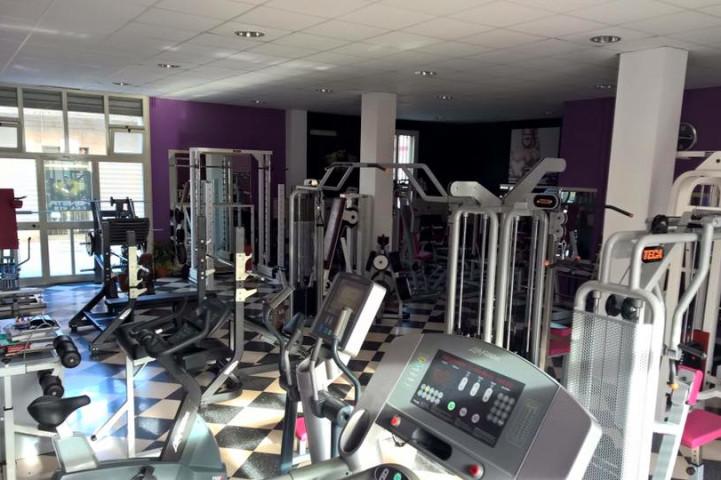 Palestra Monsta Usa Gym Siracusa