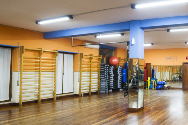 Palestra Moving Club Napoli Napoli
