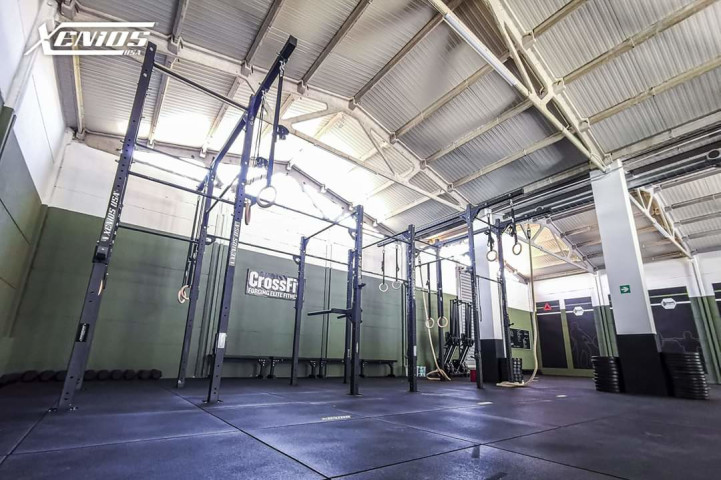Palestra CrossFit Portvs Roma