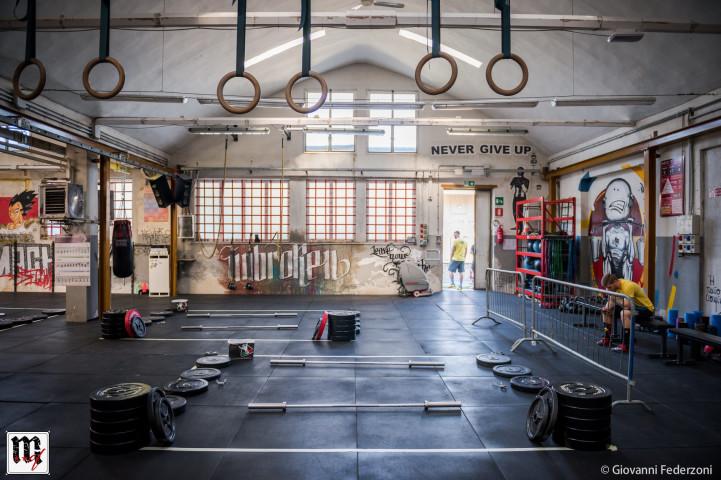 Palestra Mutina CrossFit  Modena