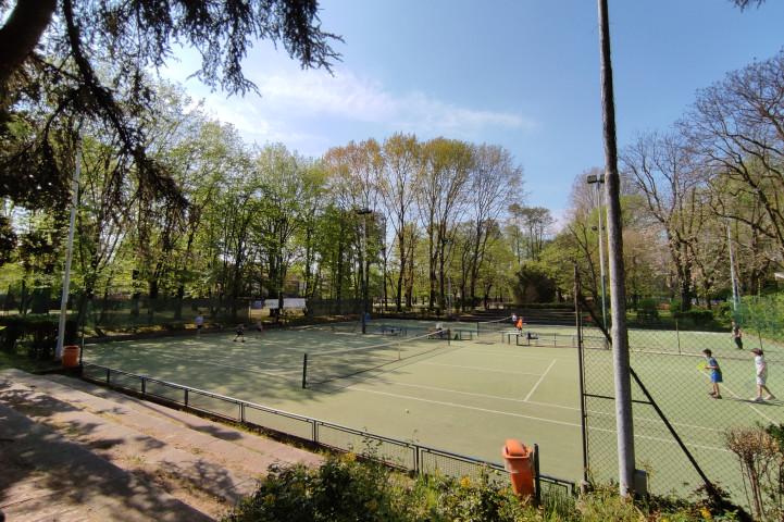 Palestra San Donato Tennis Milano