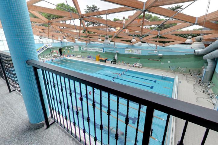 Palestra Nautilus Sporting Center  Roma