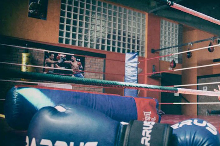 Palestra New BoxeGym Napoli