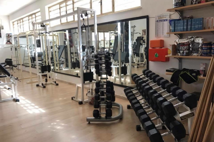 Palestra New Fitness First Siracusa