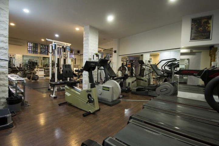 Palestra New Gymnika Fitness Milano