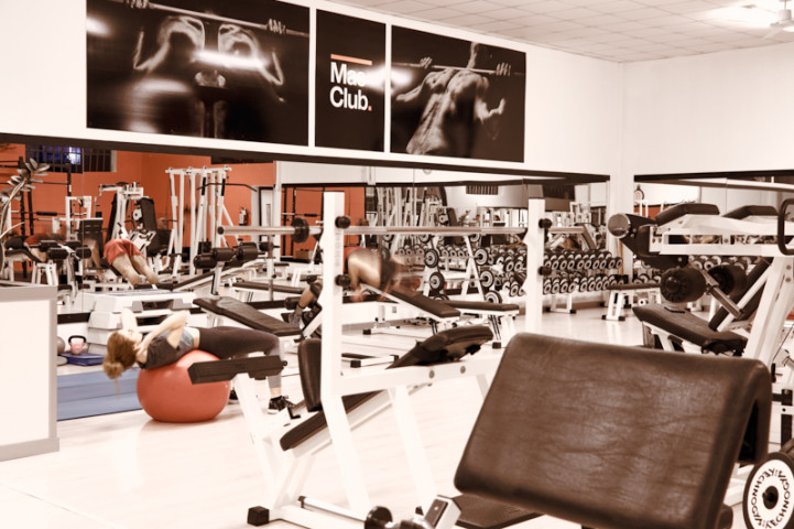 Palestra Mas Club Fitness Verona