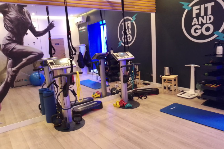 Palestra Fit and Go Napoli Chiaia Napoli