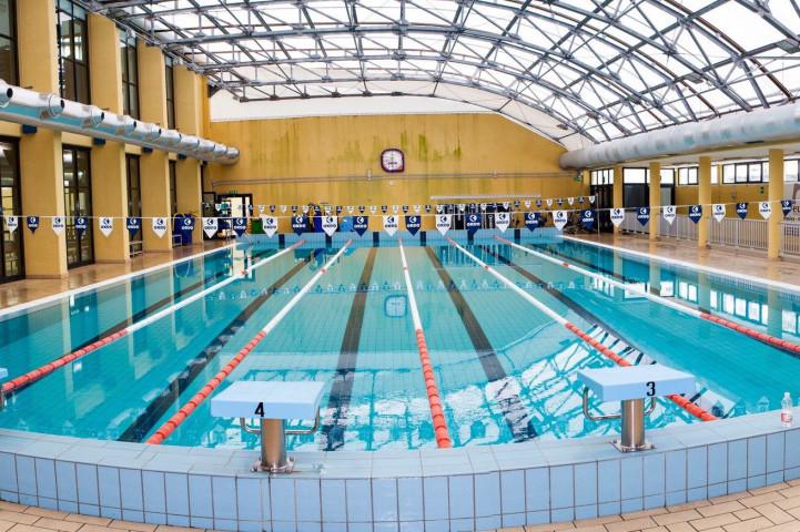 Palestra Centro Sportivo Cellulosa Roma