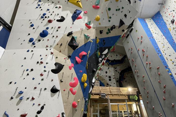 Palestra Big Walls Monza-brianza