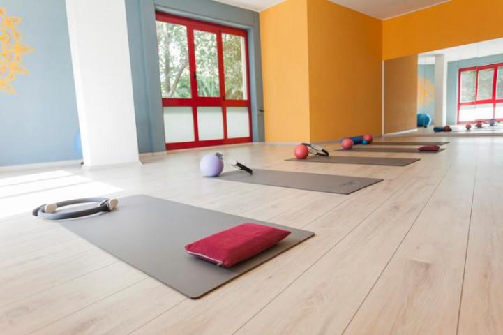 Palestra Centro Pilates Yoga Roma Roma
