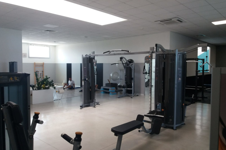 Palestra Ohana Fitness Padova
