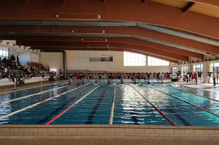 Palestra Olimpic Nuoto Villaricca  Napoli