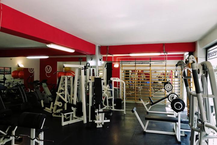 Palestra OMC Fitness Center Catania