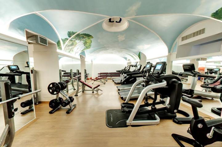 Palestra Omega Fitness Club Roma