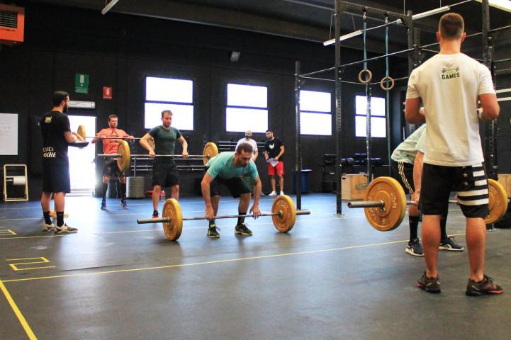 Palestra CrossFit Orobica Bergamo