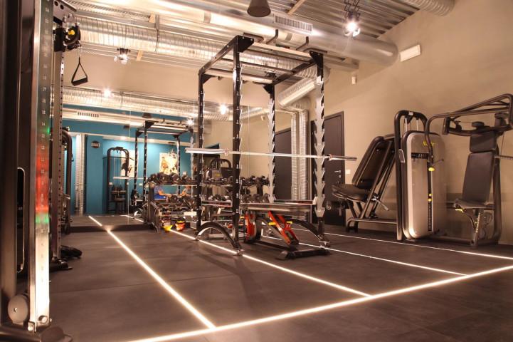 Palestra Miles Fitness Club Roma