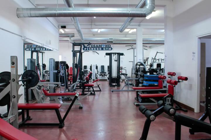 Palestra Diamond Gym Roma Roma