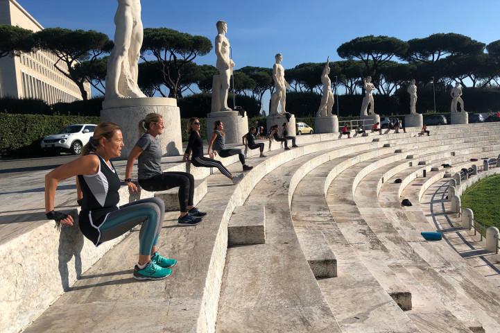 Palestra Betude Fitness Stadio dei Marmi Roma