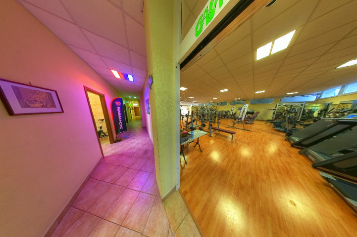 Palestra Sporting Club Paradise Fitness Roma